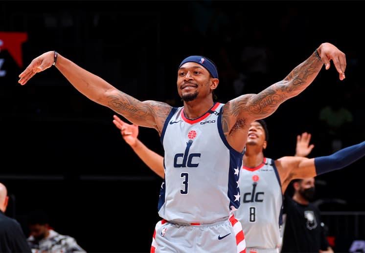 Los Wizards no tuvieron piedad de Pacers están en Playoffs