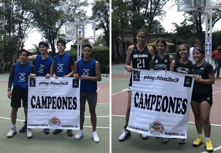 """Torneo """"La Conquista"""" rumbo al nacional U-18 FIBA 3x3"""