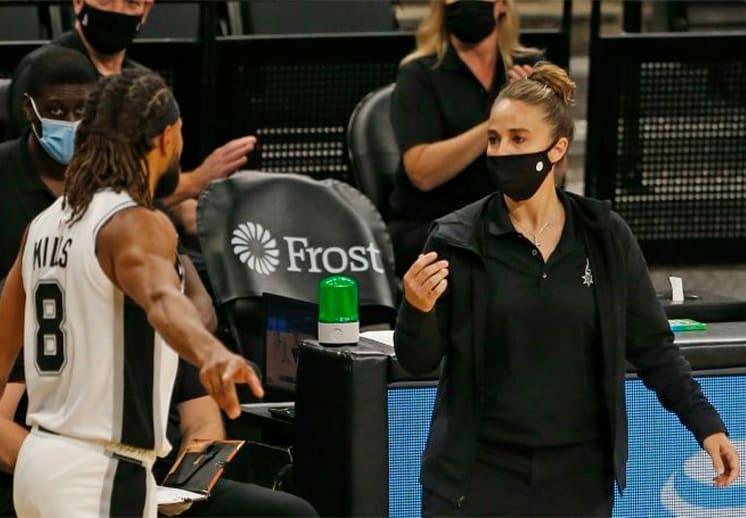 Becky Hammon cada vez más cerca de convertirse en coach NBA