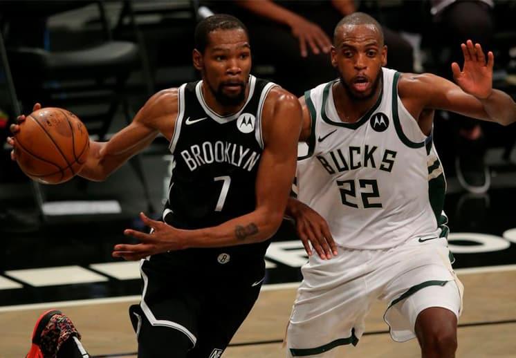 Los Nets ganan a Bucks, pierden a Harden