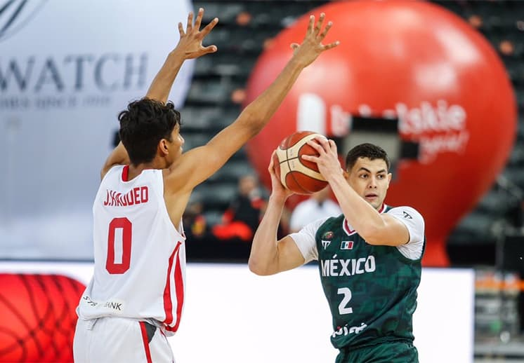 México se despidió de la Copa Energa con victoria