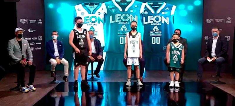 Abejas de León estrenan jerseys ecológicos 1