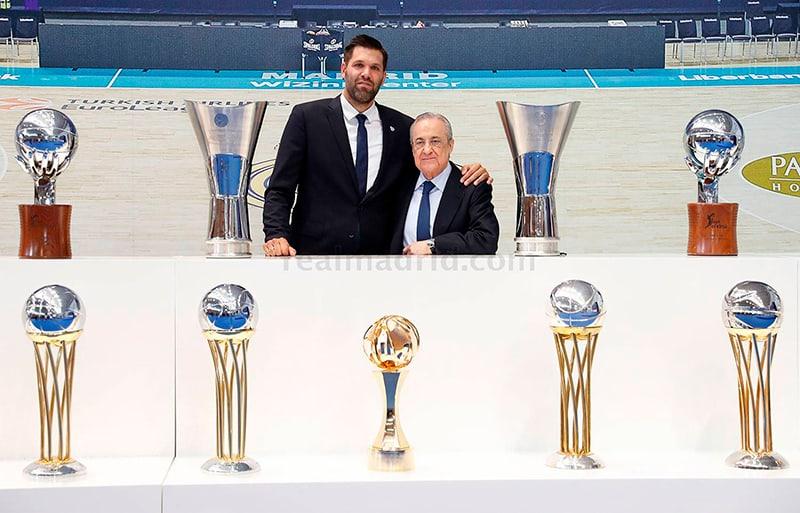 Felipe Reyes, leyenda del Real Madrid dice adiós a las duelas 1