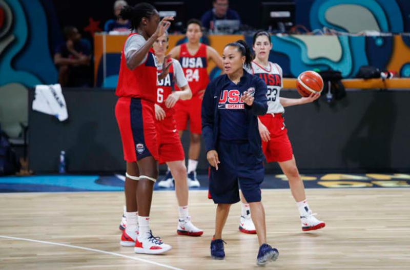 Las Vegas será la casa del USA Team antes de viajar a los Juegos Olímpicos de Tokio 1