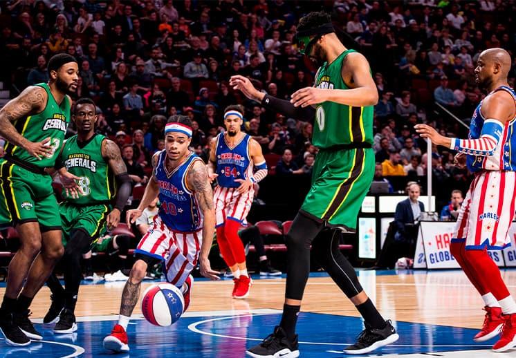 Los Globetrotters quieren una franquicia en la NBA