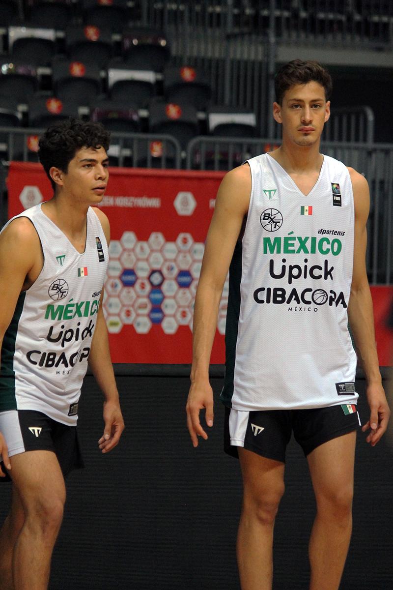 La Selección Mexicana de Basquetbol lista para la Copa Energa en Polonia 3