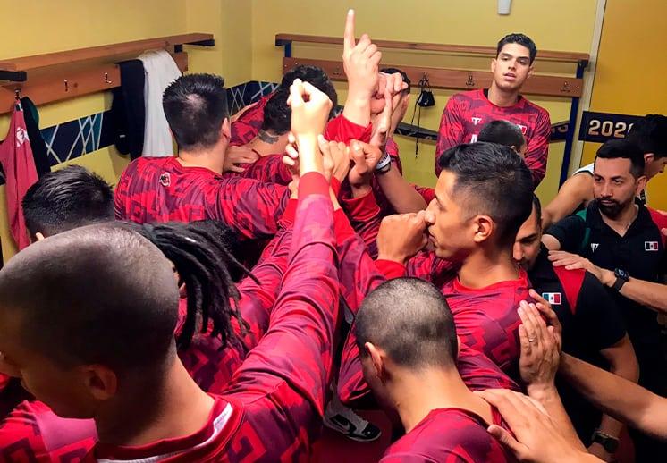 México cierra con derrota en la Copa Acrópolis