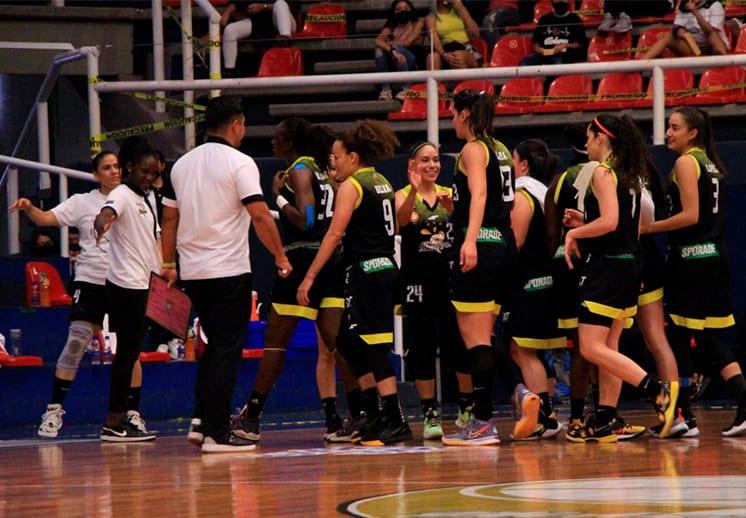 Mieleras y Lobas disputarán el título de la Liga Femenil en México