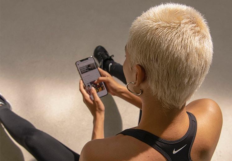 Nike App debuta en México DEST