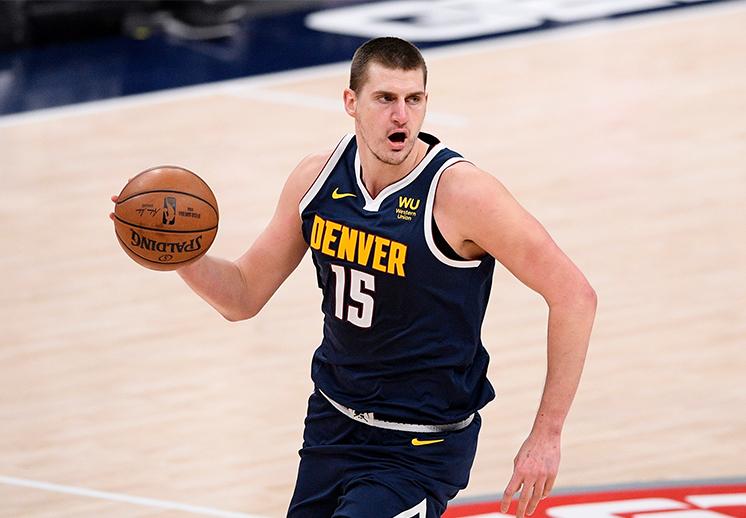 Nikola Jokic el MVP de la NBA