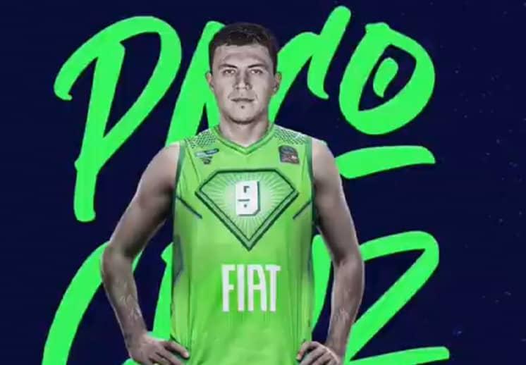 Pako Cruz tiene nuevo equipo en Turquía