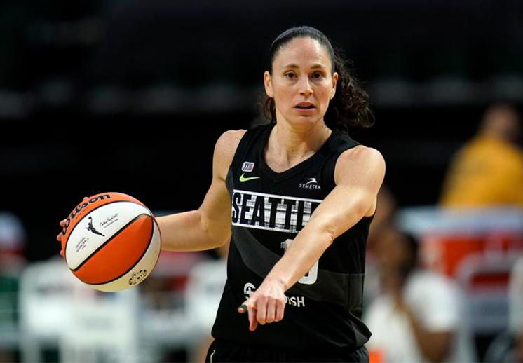 Sue Bird alcanza marca histórica en la WNBA