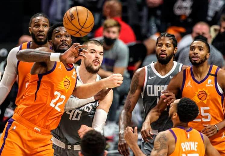 Los Suns se acercan a las Finales de la NBA