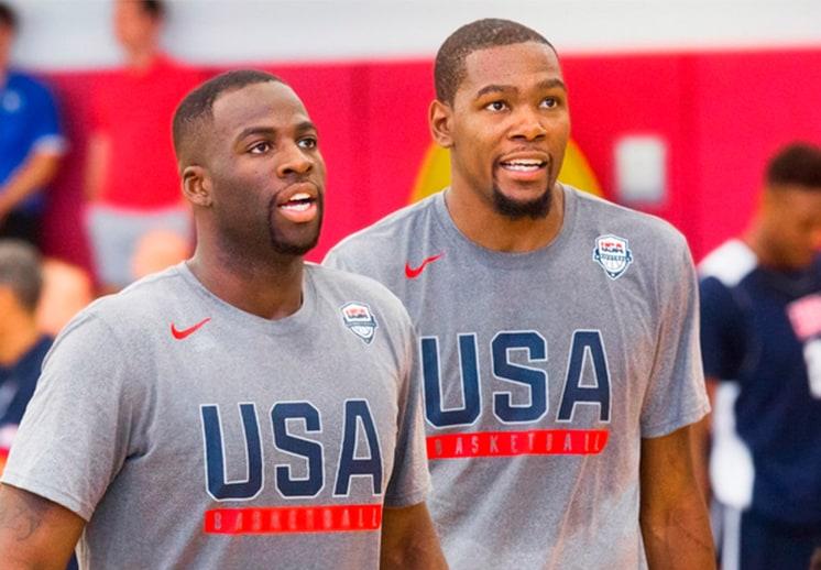 Definen el USA Team para los Juegos Olímpicos de Tokio