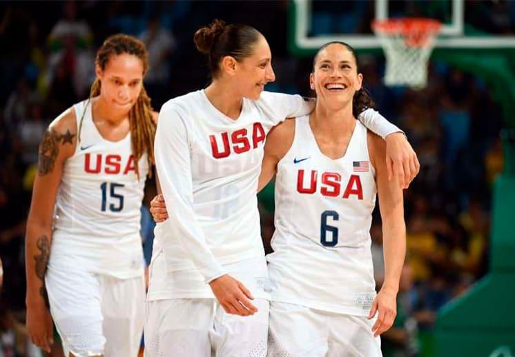 La Selección Femenil de Estados Unidos anunció su roster para Tokio