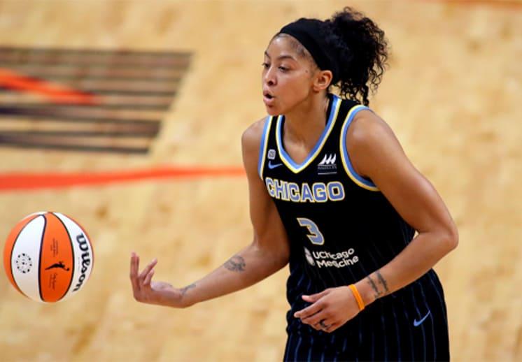 Las estrellas de la WNBA se van a Las Vegas