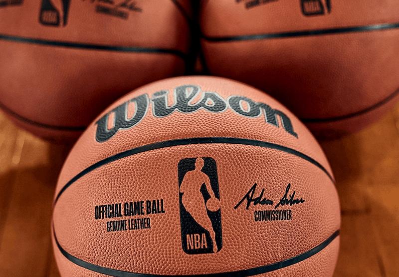 La NBA presenta su nuevo balón