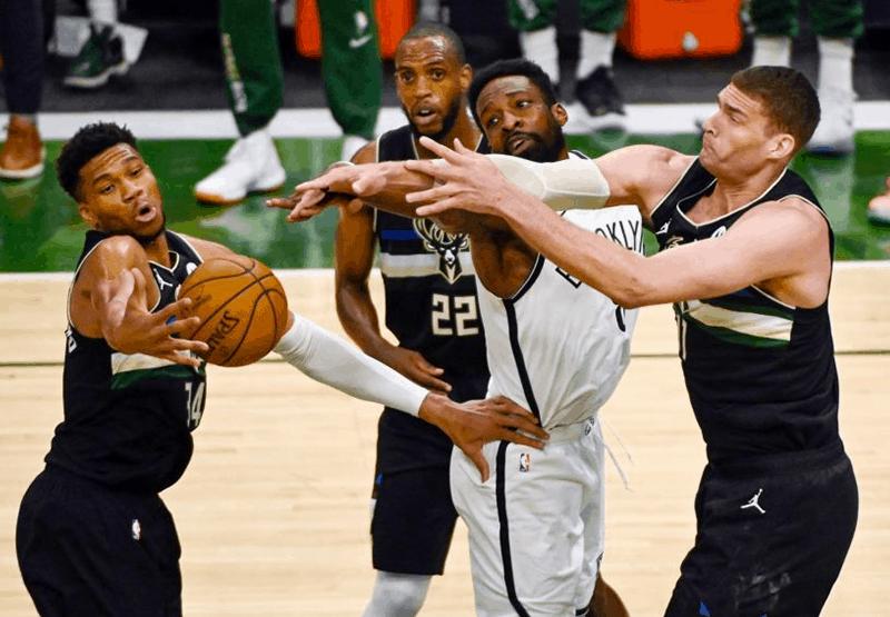 Los Bucks se imponen a Nets y todo se decidirá en el juego 7