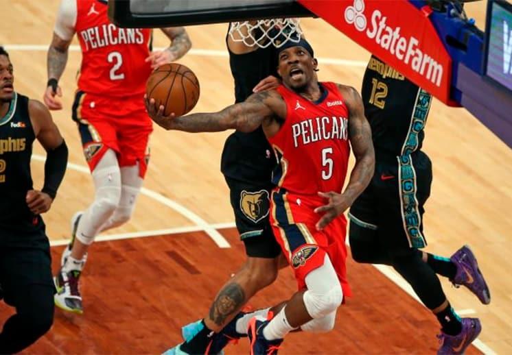 Pelicans y Grizzlies intercambian jugadores previo al NBA Draft