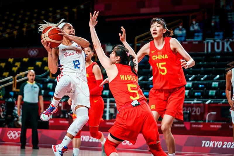 Bélgica sorprende a Australia en el basquetbol femenil en Tokyo 2020 1