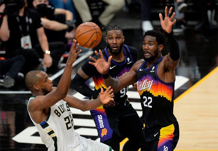 Juego 3 de las Finales de la NBA entre Suns y Bucks, horario y dónde seguirlo