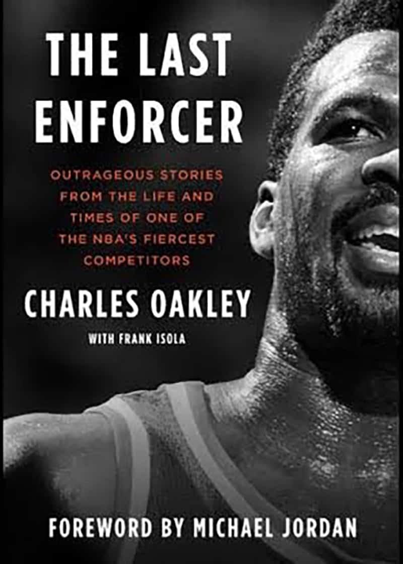Charles Oakley prepara sus memorias 1