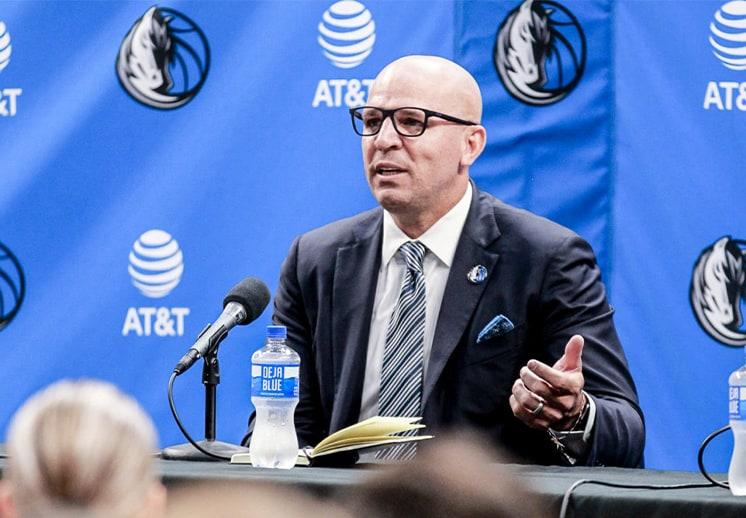 Inicia la nueva era de los Mavericks con Jason Kidd como coach