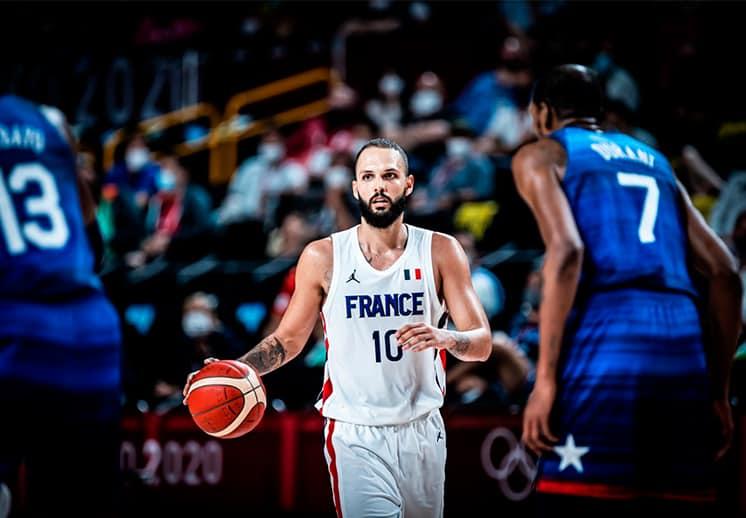 La derrota del Team USA y el debut de Luka destacan en el primer día del basquetbol varonil en Tokio DEST