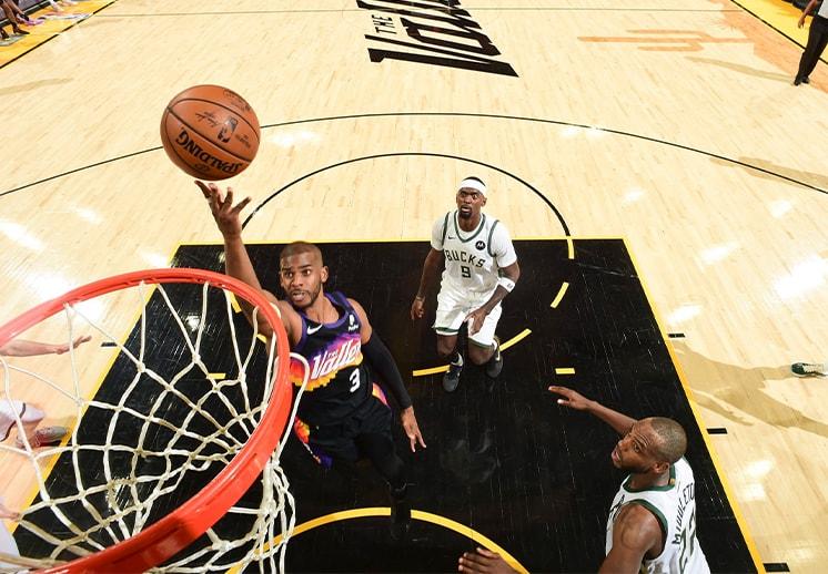 Lo que nos dejó el Juego 1 de las Finales de la NBA