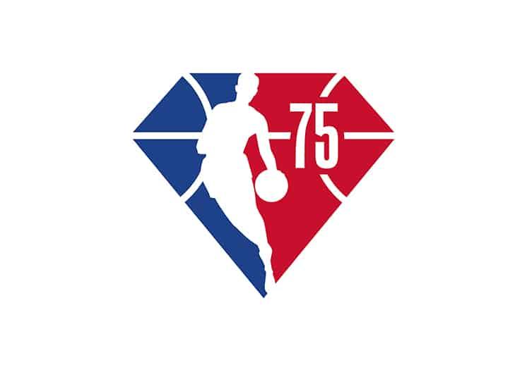 La NBA renueva el logo por su 75 aniversario