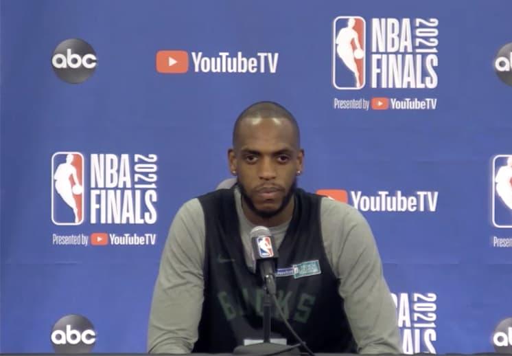 Los Bucks esperan a Giannis para el Juego 1 de las Finales de la NBA