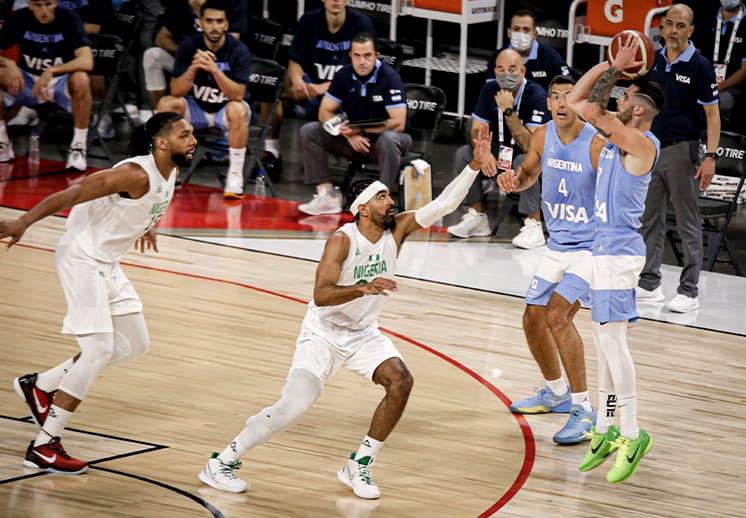 Nigeria sueña, ahora le gana a la selección de Argentina