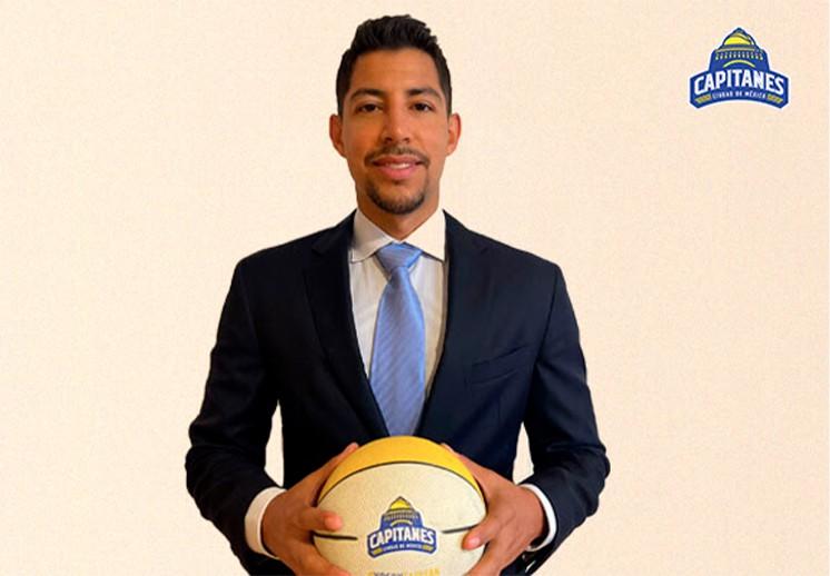 Pery Meza regresa con nuevo rol a Capitanes
