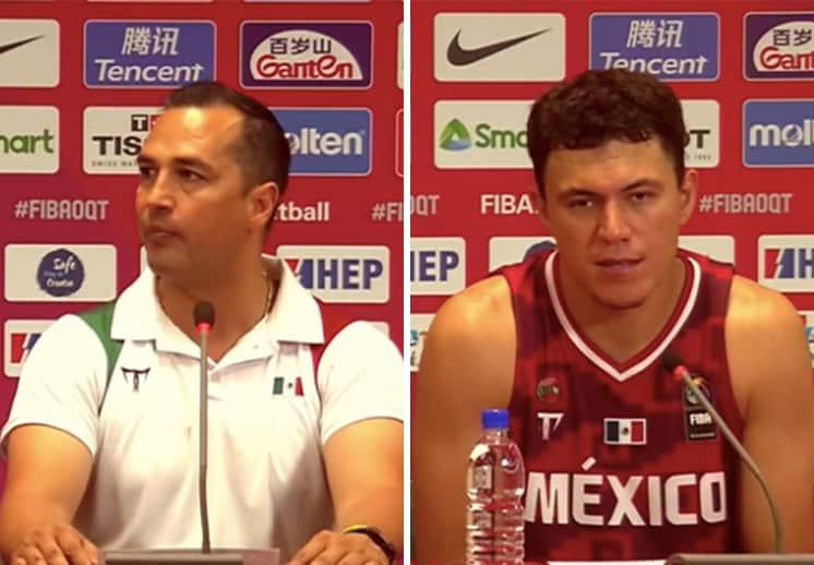 Omar Quintero y Paco Cruz hablaron sobre lo que deja este preolímpico DEST