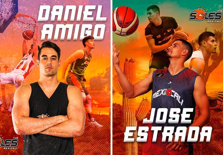Los Soles de Méxicali sigue sumando talento para temporada de la LNBP
