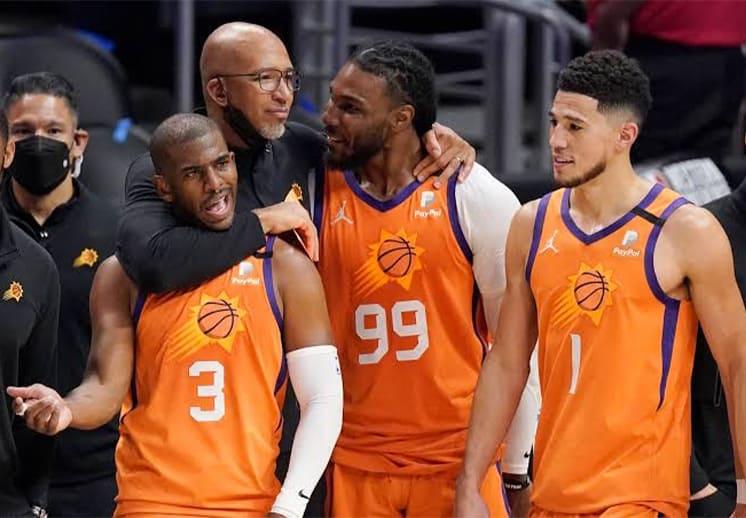 Los Suns y Chris Paul llegan a las Finales de la NBA