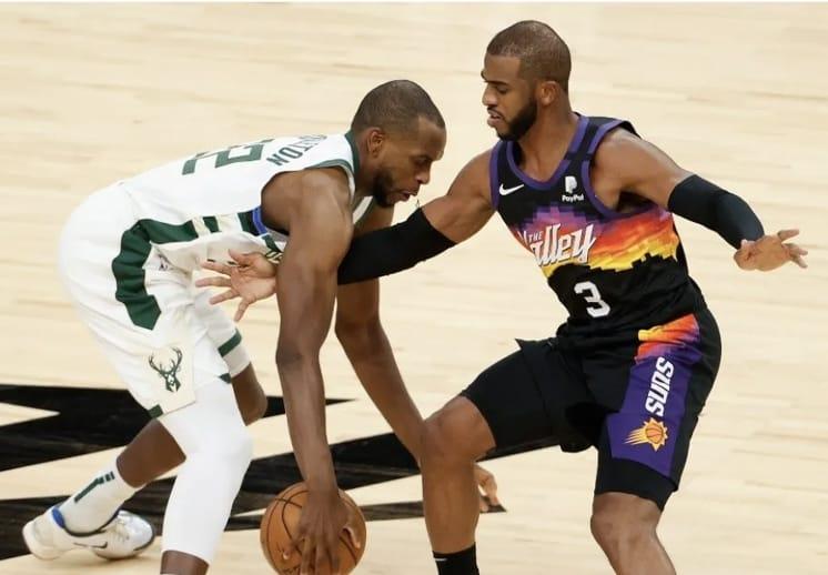 Horario y dónde ver el Juego 1 de las Finales de la NBA entre Suns y Bucks