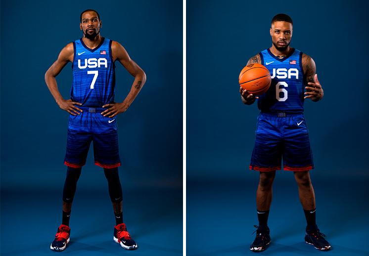 Los uniformes que lucirá el USA Team en los Juegos Olímpicos de Tokyo 2020