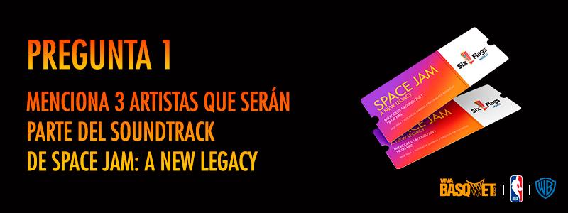 ¡Gánate pases para la Premier de Space Jam: A New Legacy! 1
