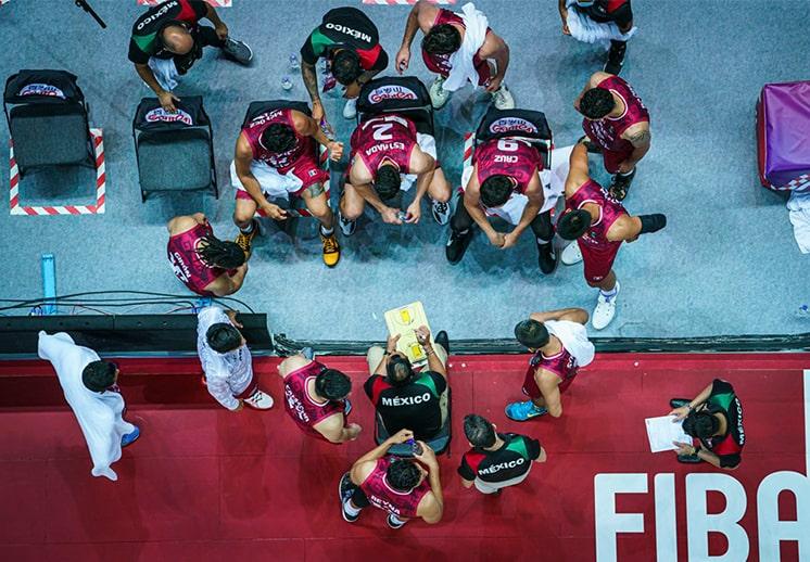 Ademeba confirma a Omar Quintero en un nuevo proyecto para el basquetbol de México