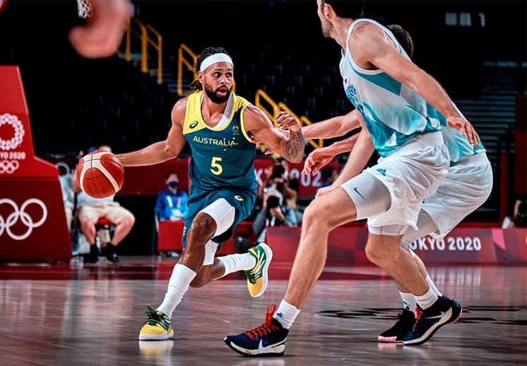 Australia se queda con el bronce y deja sin medalla a la Eslovenia de Luka Doncic