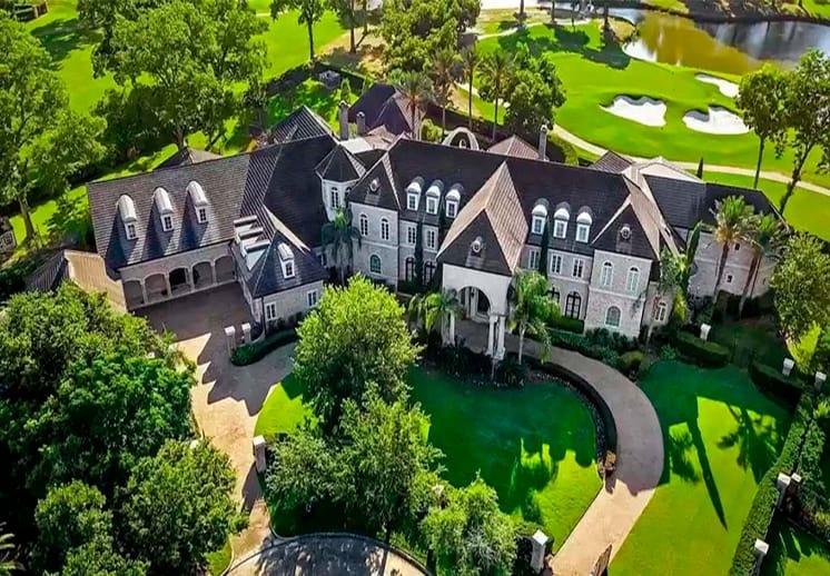 Tracy McGrady pone a la venta su mansión en Texas DEST