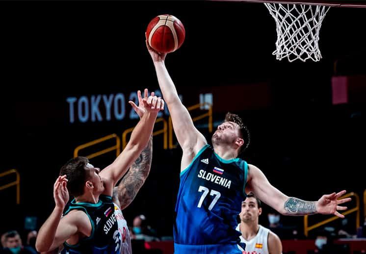 Partidos y horarios de los cuartos de final del basquetbol varonil en Tokyo 2020 DEST