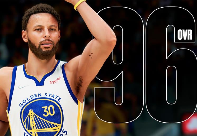 ¿Quiénes son los mejores en los ratings del NBA2K22? DEST