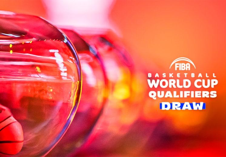 Este martes el sorteo para las ventanas rumbo a la Copa del Mundo FIBA 2023