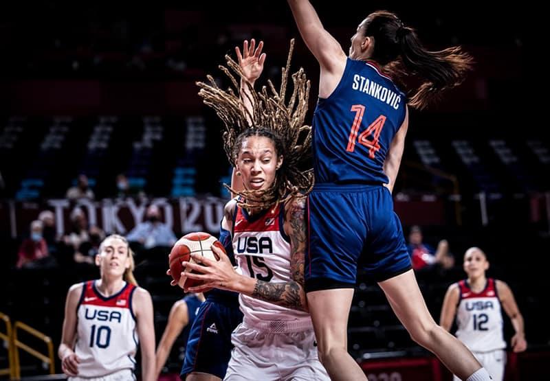 Estados Unidos y Japón van por el oro en el basquetbol femenil de Tokyo 2020