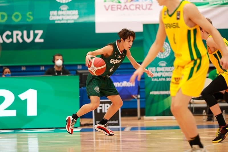 México se queda con el tercer lugar en el FIBA Américas U16 Femenil 1
