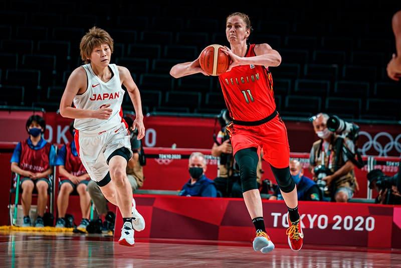 Breanna Stewart y Rui Machida encabezan al Equipo Ideal Femenil de Tokyo 2020 1
