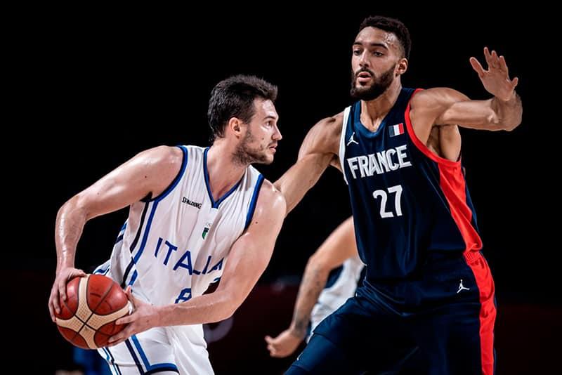Eslovenia vs Francia y Estados Unidos vs Australia, las semifinales en Tokyo 2020 2