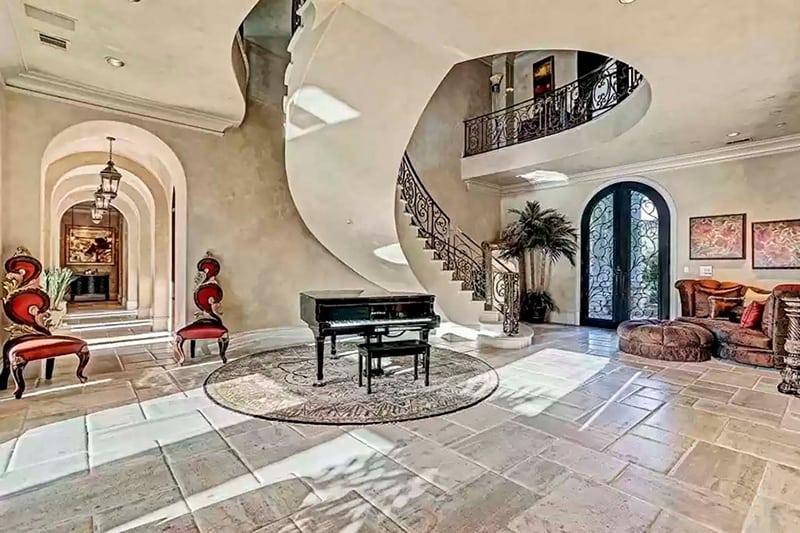 Tracy McGrady pone a la venta su mansión en Texas 2